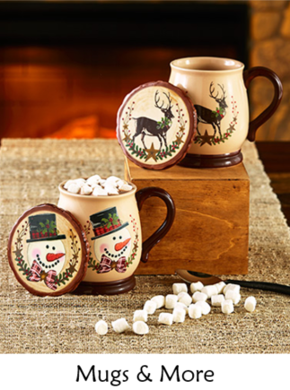 Christmas Eve Gifts - Mugs & More