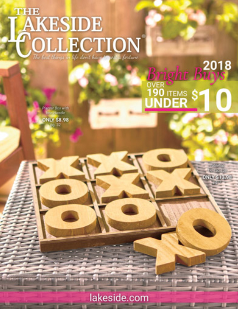 Lakeside Summer Catalog - Bright Buys 2018