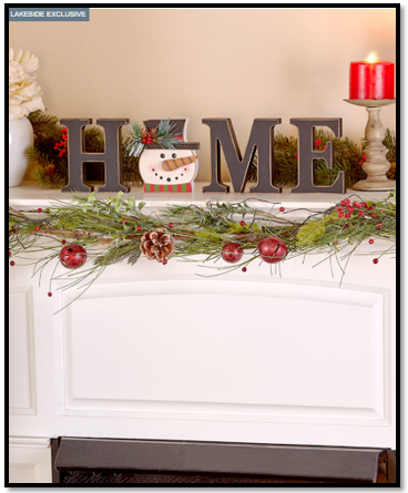13-Piece Interchangeable Home Sentiment