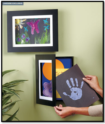 Easy Change Artwork Frames