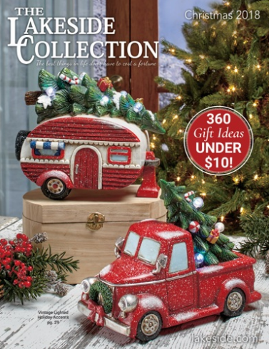 Christmas 2018 - The Latest Lakeside Catalog