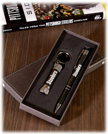 NFL Pen and Flashlight Gift Set
