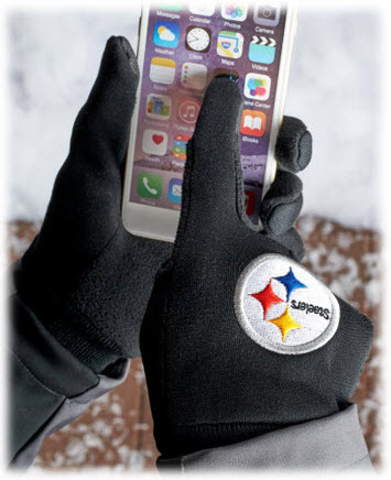 NFL Unisex Texting Gloves
