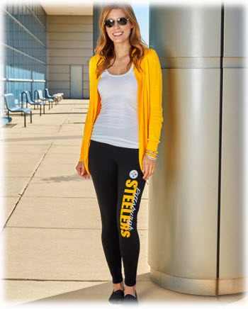 Women's NFL Leggings
