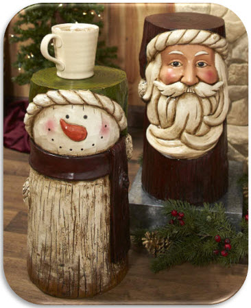 18 Inch Old World Holiday Decorative Accents