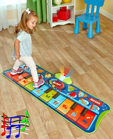 Step to Play Junior Piano Mat