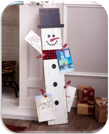 3 Foot Christmas Card Holder Sets
