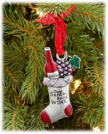 Sentiment Gift Ornaments