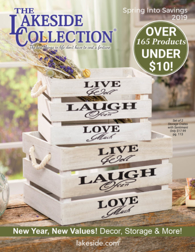 Lakeside Spring Catalog - Spring Into Savings 2019