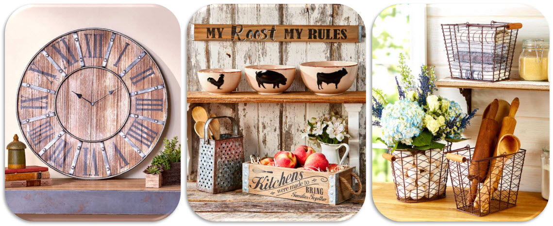 Country Farmhouse Decor - Shop Now