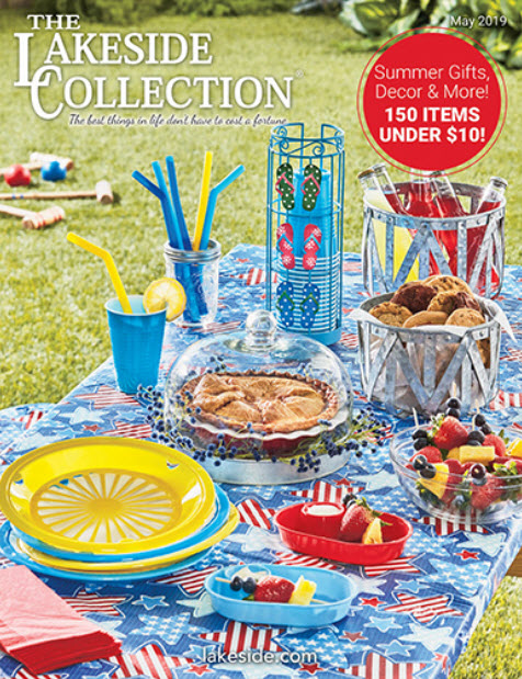 Lakeside Collection Catalog Cover - May 2019 Catalog