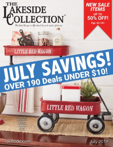 Lakeside Collection Catalog - 2019 July Catalog