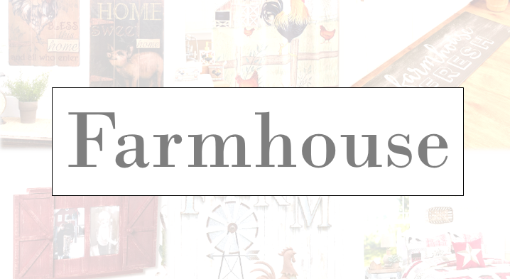 Farmhouse Decor from The Lakeside Collection - Shop Now