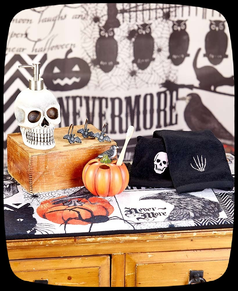Halloween Decorations For Each Room In Your House The
