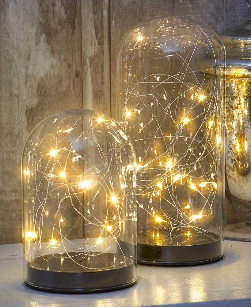 String Light Cloches
