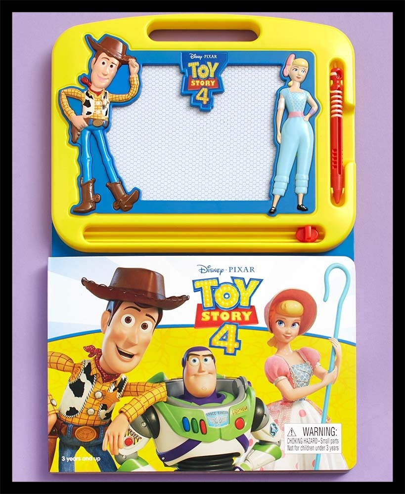 Toy Story 4 Book
