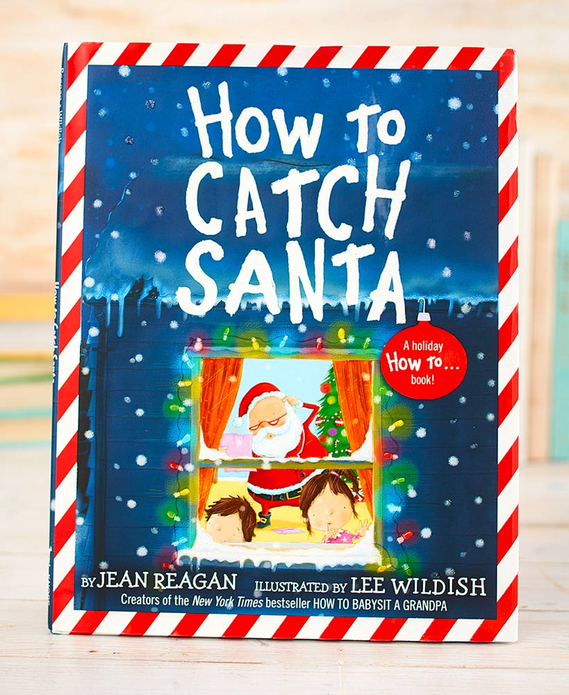 How To Catch Santa Book