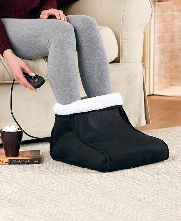Warming Foot Massager