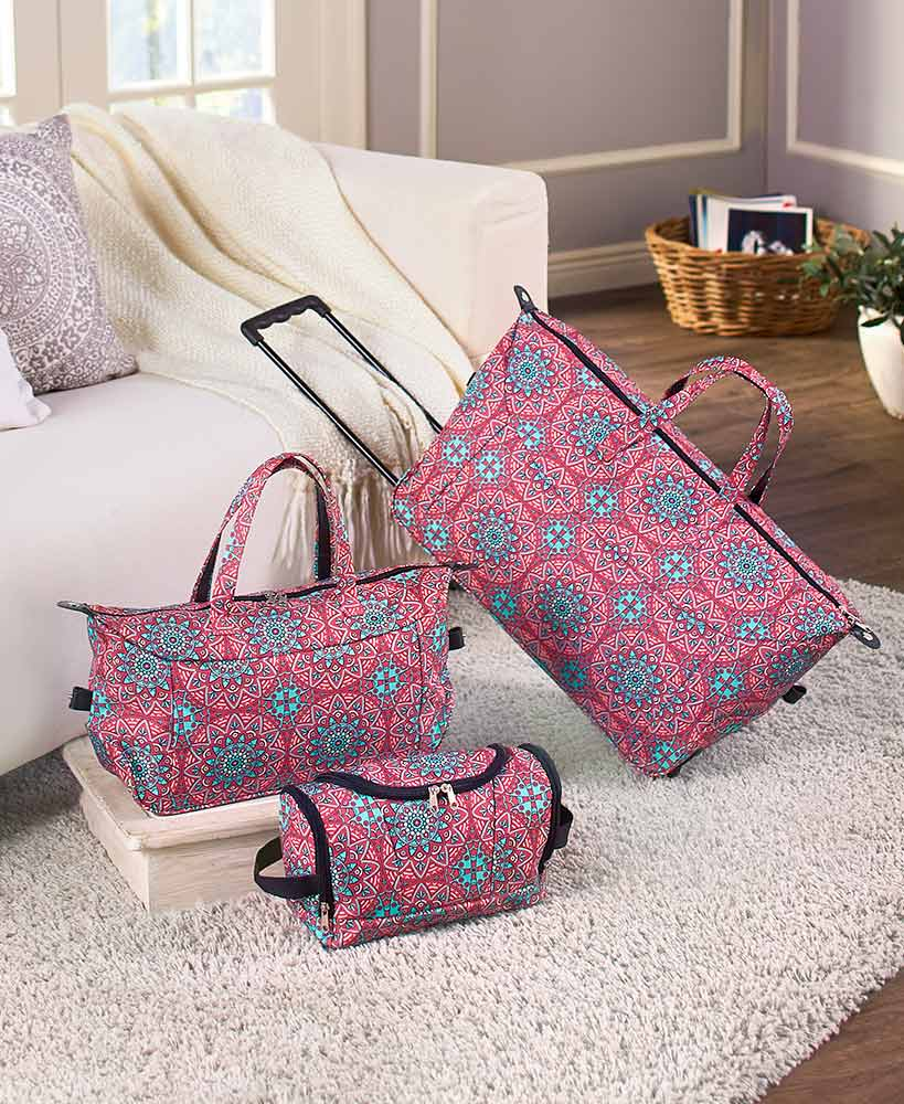 Trendy Luggage Set