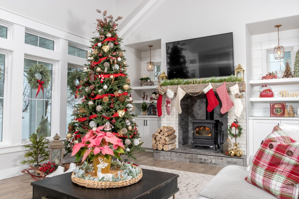 3 Themes For Christmas Decorations Find Your Holiday Style The Lakeside Collection