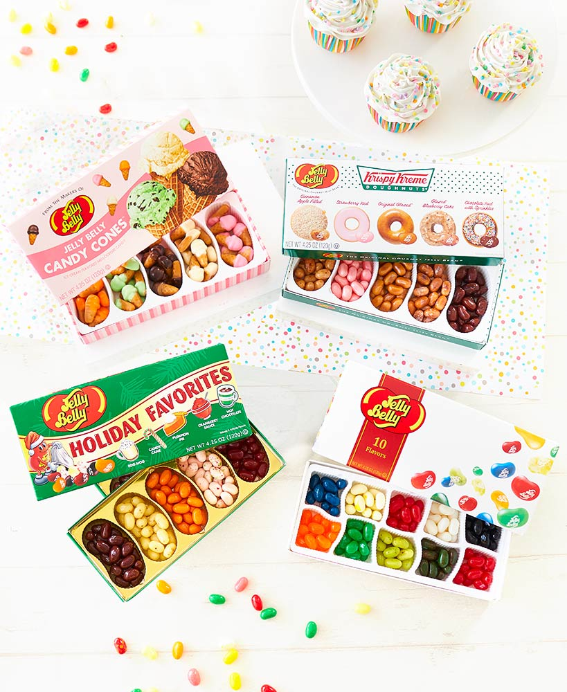 Jelly Belly Assorted Flavor Gift Boxes