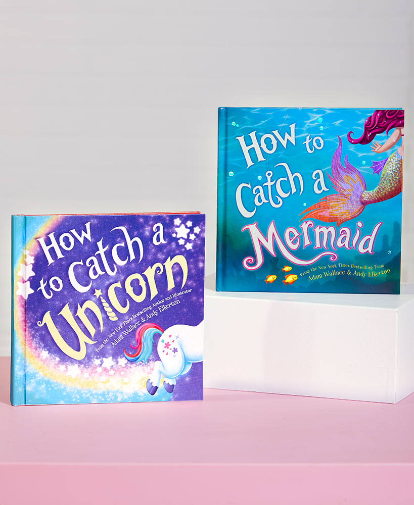 How To Catch A Unicorn Or Mermaid Books