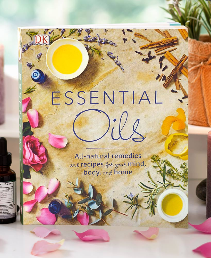 Essential Oils Remedies And Recipes Book