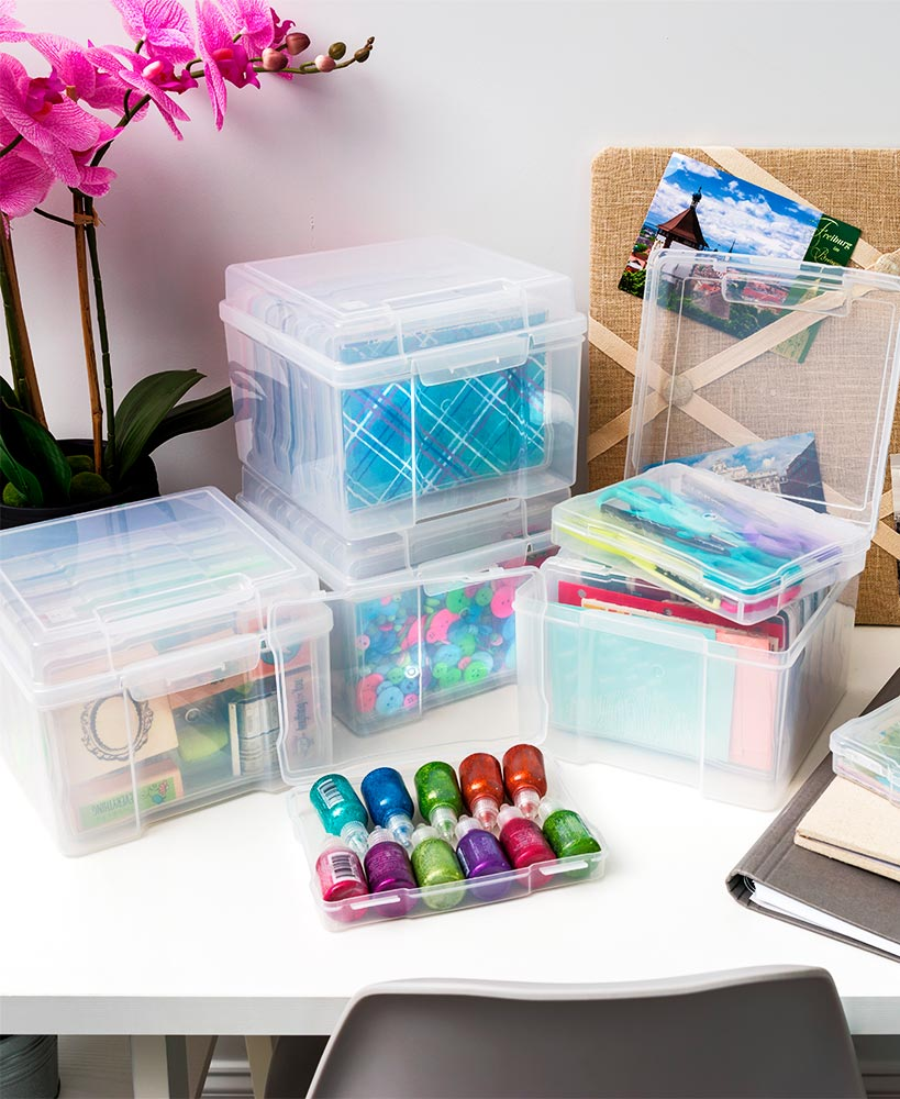 600 Photo Organizer Case