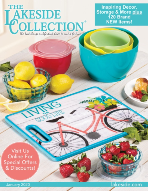 Lakeside Collection Catalog - January 2020