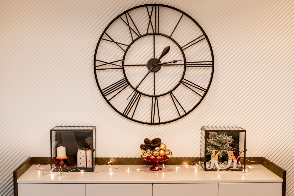 Wall Decoration Ideas For Living Room - Decorative Wall Clock