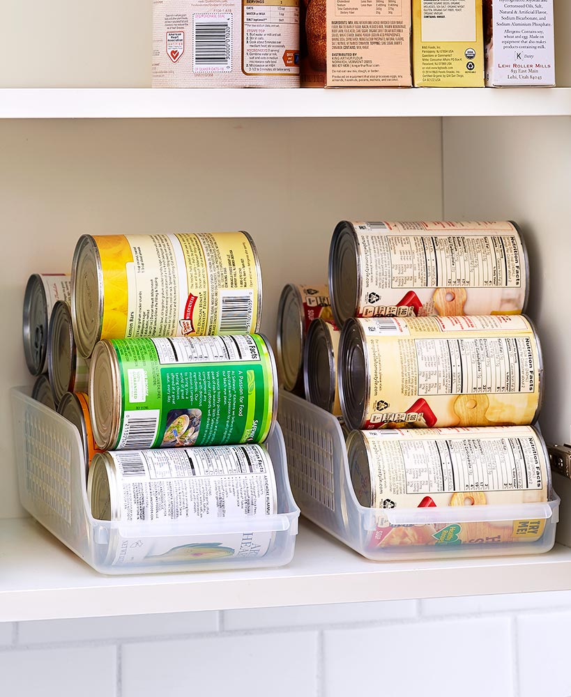 Food Can Pantry Organizers