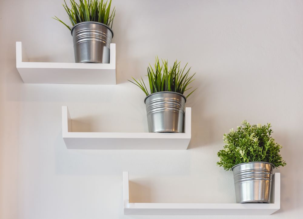 Wall Decoration Ideas For Living Room - Wall Planters