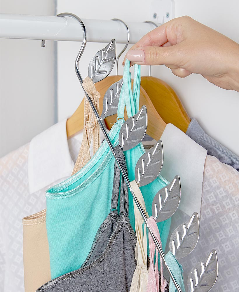 Pull-Up Shirt Hanger