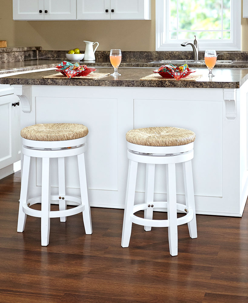 Swivel Seat Bar Stool