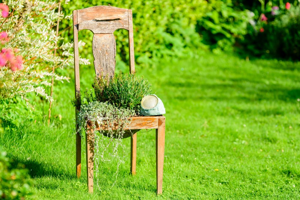 5 Easy Diy Garden Decor Ideas The Lakeside Collection