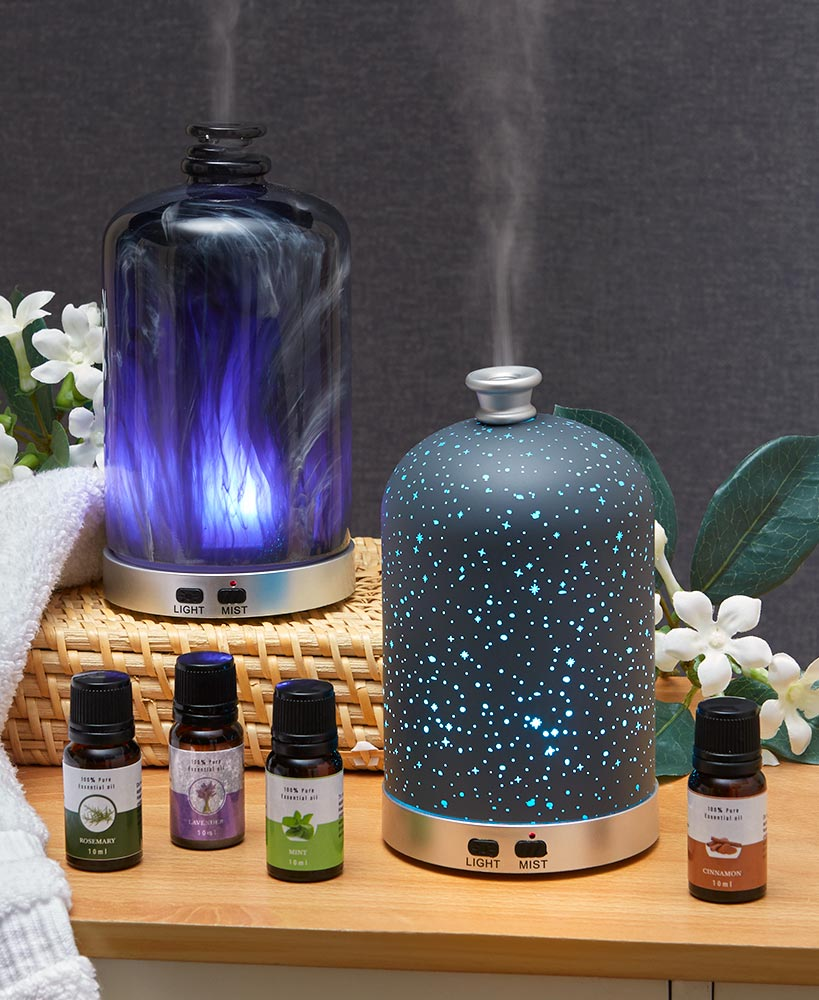 Relaxing Mother's Day Gifts - Ultrasonic Oil Diffuser