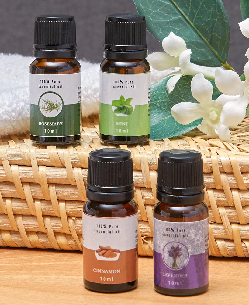Relaxing Mother's Day Gifts - Essential Oils