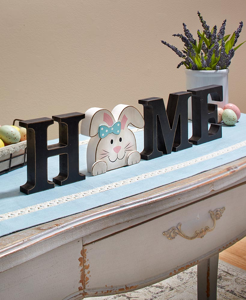 Housewarming Gift Ideas - Interchangeable Home Sentiment