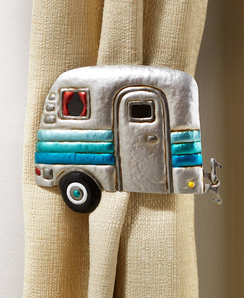 Retro Camper Decor Accents