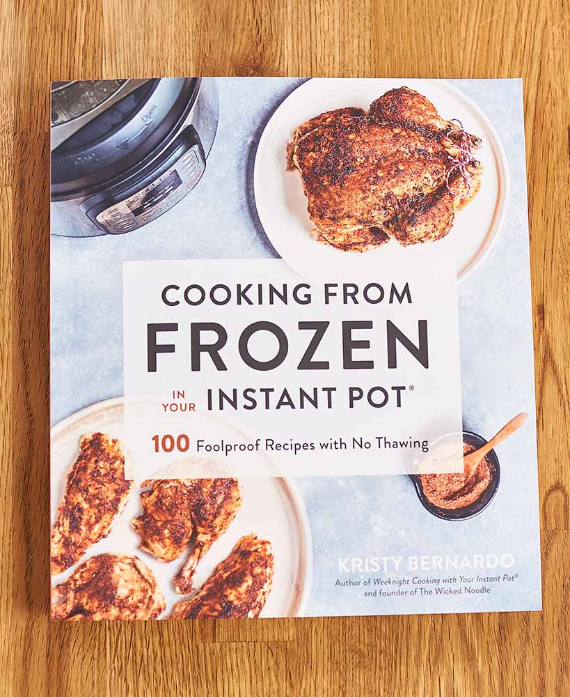 Instant Pot Cookbooks: Cooking From Frozen