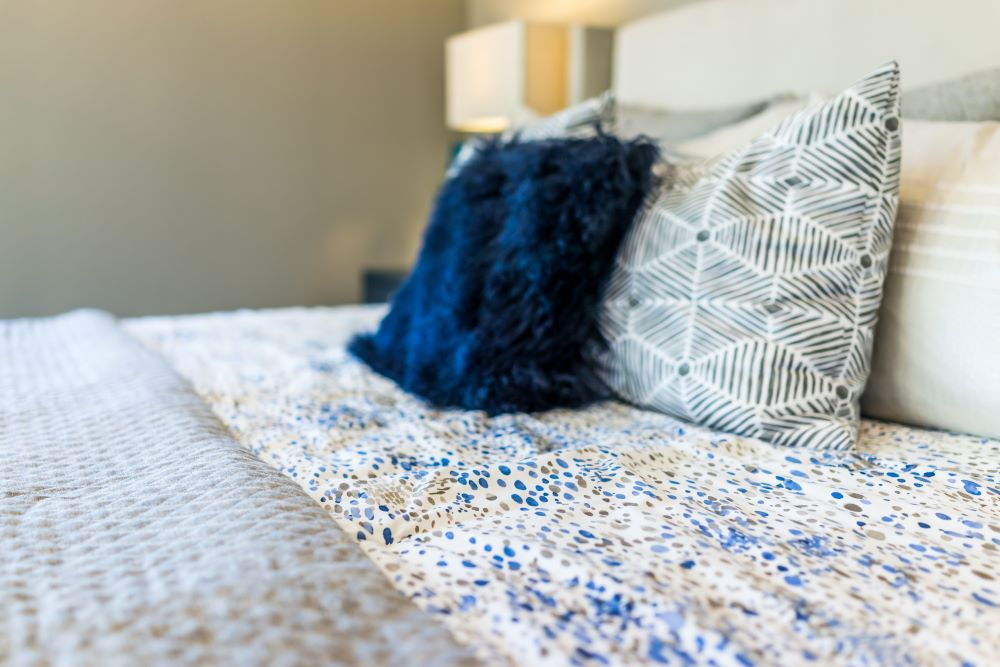Ways To Keep Your House Cool - Lighter Bedding