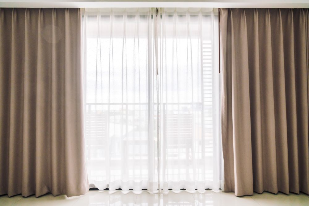 Ways To Keep Your House Cool - Blackout Curtains