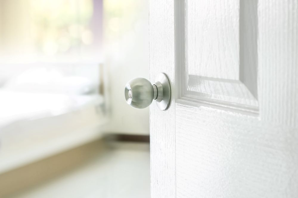 Ways To Keep Your House Cool - Keep Doors Open