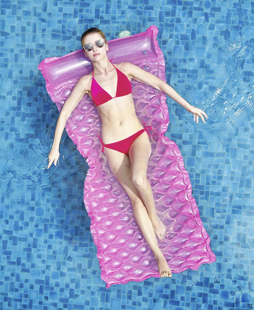 Outdoor Products - Wave Pool Mats