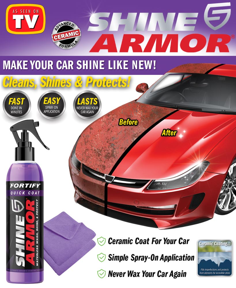 Shine Armor® Wash Kit