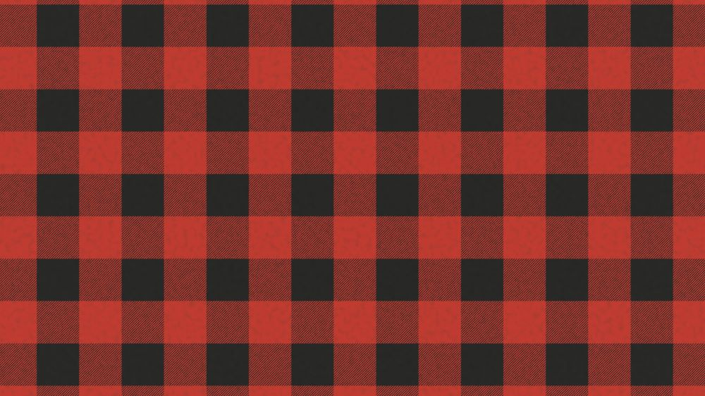 Decorate With Plaid Wallpaper
