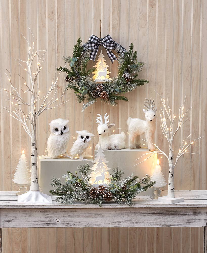 Winter Woodland Holiday Collection