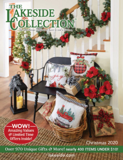 Christmas 2020 Catalog - Lakeside Collection