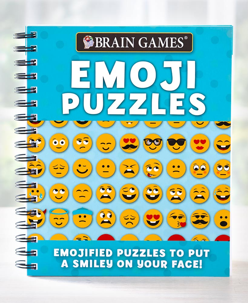 Brain Games® Activity Books