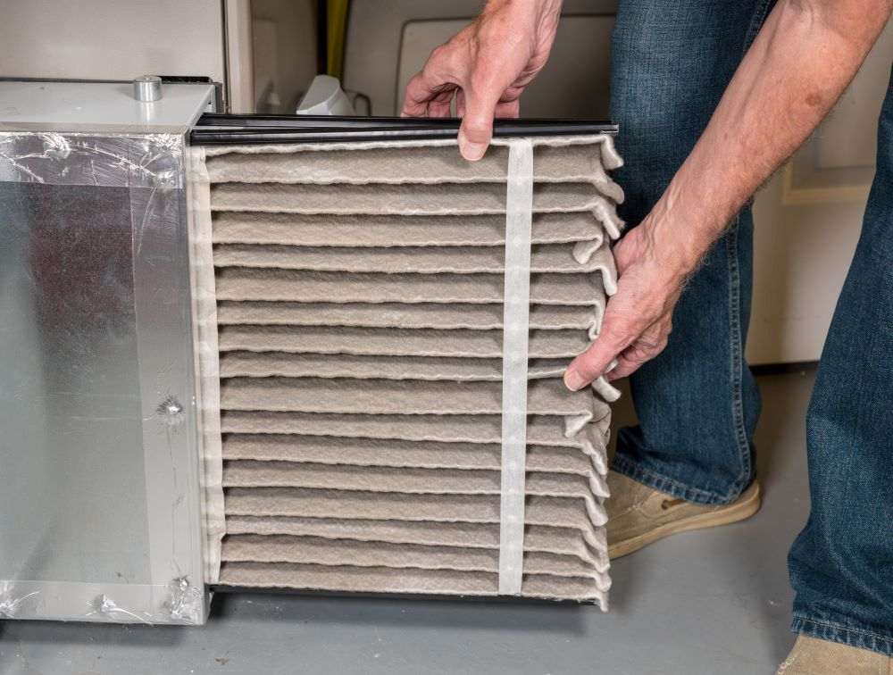 How To Keep Your Home Warm & Cozy - Change Your Furnace Filter More Often